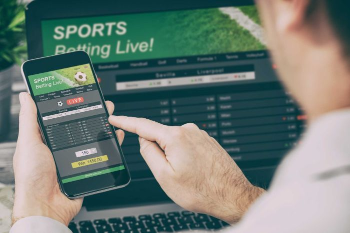 Online Betting Website Offers Variety of Online Games