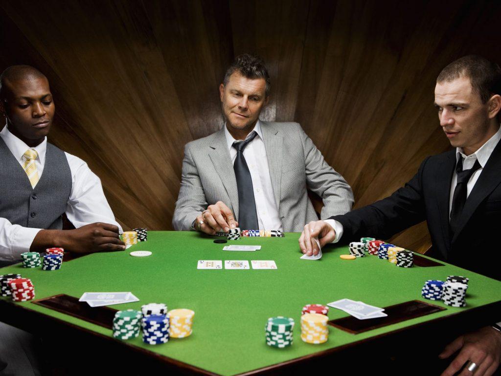 web poker game